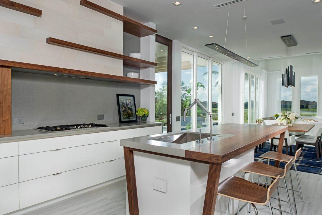 Aspen / Modern Kitchen